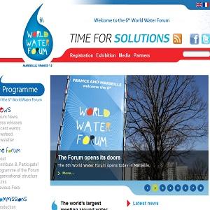 A Marsiglia un congresso per parlare di acqua e sicurezza