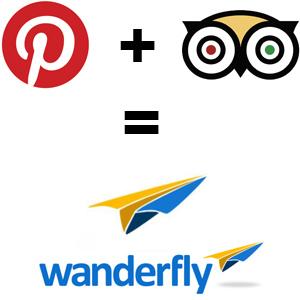 pinterest e tripadvisor per avere wanderfly