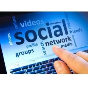 fonti di social media
