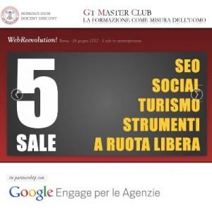 webreevolution, evento 16 giugno a Roma
