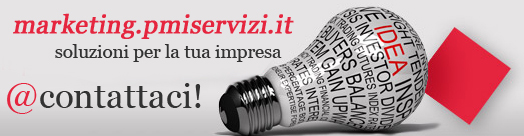 Conttatta la divisione Marketing di PMI Servizi