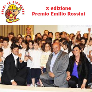 Premio Emilio Rossini, Primi in sicurezza