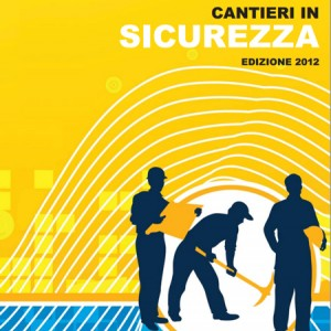 Sicurezza nei cantieri, opuscolo multilingue