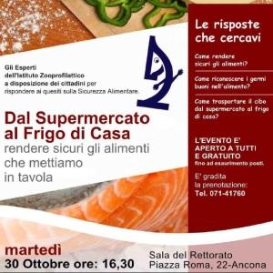sicurezza alimentare incontro ad Ancona