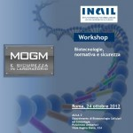 workshop INAIL biotecnologie