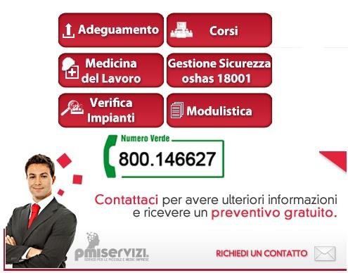 contatti e preventivi