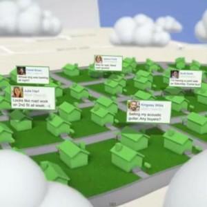 Nextdoor, social network dei vicini