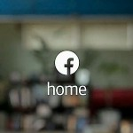 Facebook Home e First