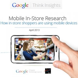 uso mobile nei negozi
