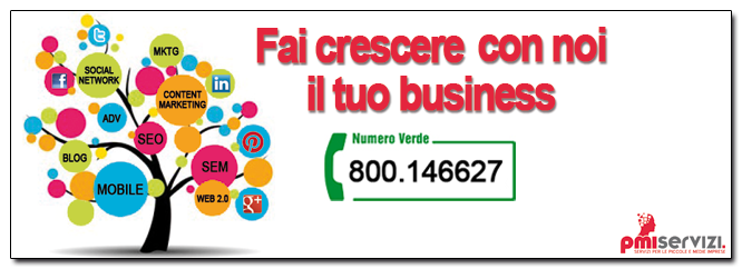 Marketing PMI Servizi - Divisione Mobile