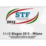 Italian Software Testing Forum 2013 a Milano