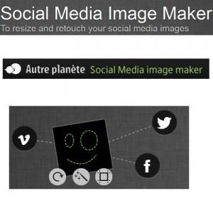 social media immagini