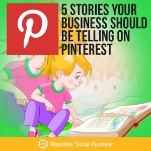 Storyelling con Pinterest