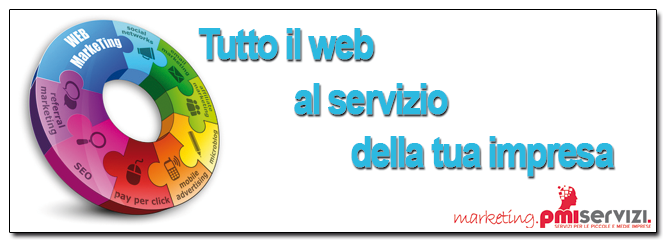 Marketing pmi servizi banner