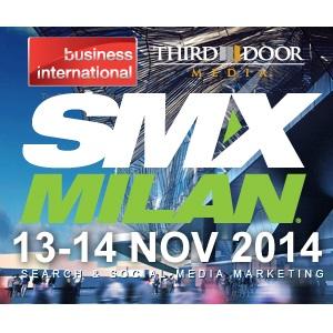logo SMX Milano 2014
