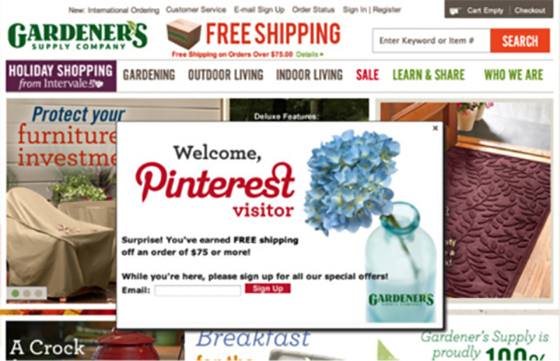 Pinterest Gardener's Supply Company