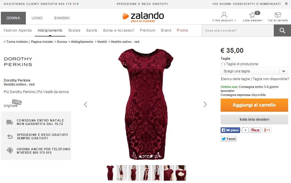 a3305fc9c2e1 L utilizzo di fotografie curate e di grande formato è uno degli elementi  fondamentali per la buona riuscita di un ecommerce di moda