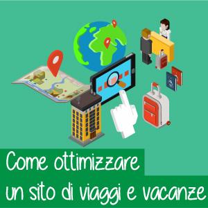 ottimizzazione siti travel