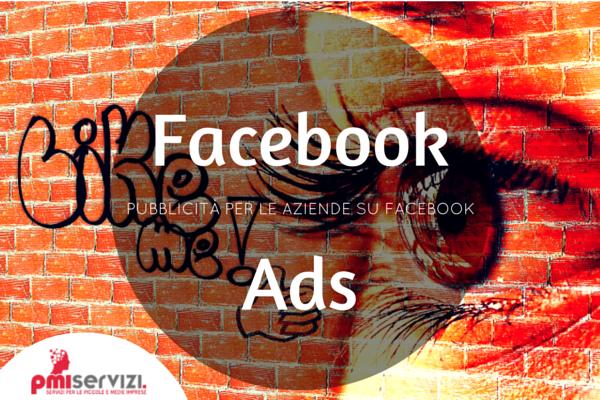 Pubblicità su Facebook per aziende