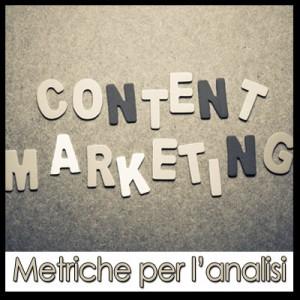content marketing analisi