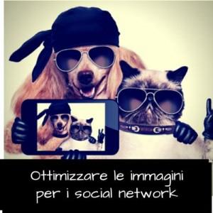 ottimizzare immagini social network