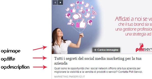 tag open graph facebook