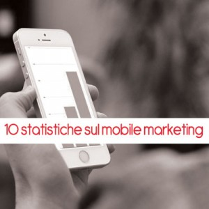 statistiche mobile marketing