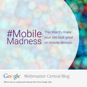 google mobilemadness