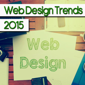 web design trends ecommerce 2015
