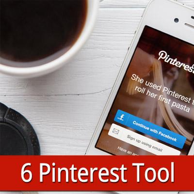 Pinterest tool free per analisi, monitoraggio e immagini
