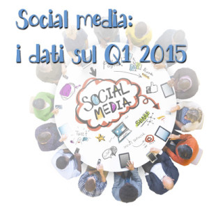 social media statistiche