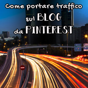 promuovere blog pinterest