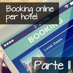 web marketing albergo
