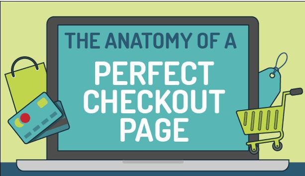 infografica pagina checkout