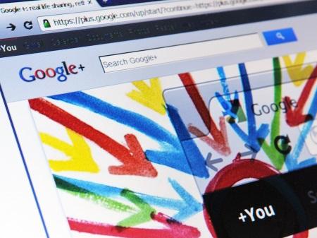 Hashtag su Google Plus