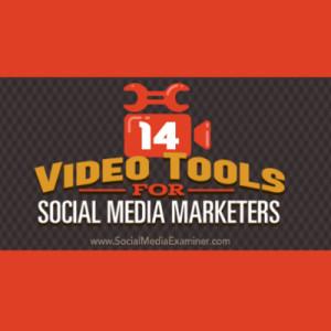 Tool per creare video