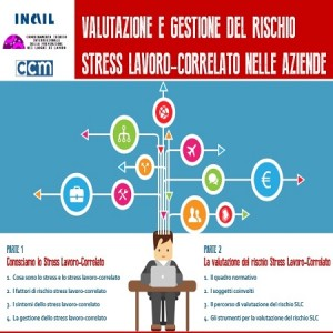opuscolo stress lavoro