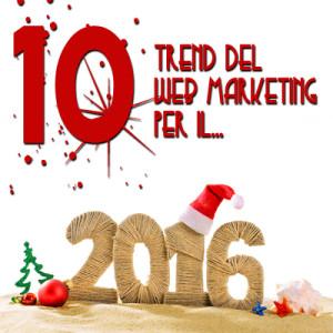 web marketing trend 2016