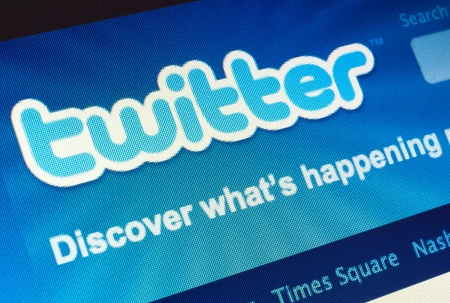 App sul cibo su Twitter