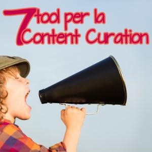 strumenti content curation